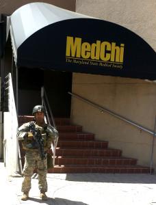 Guarding MedChi