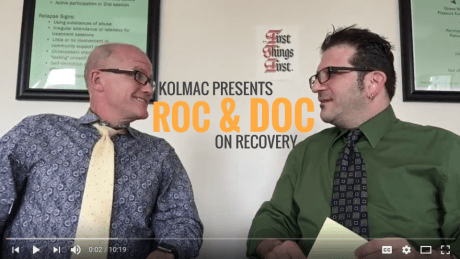 Roc & Doc On Recovery