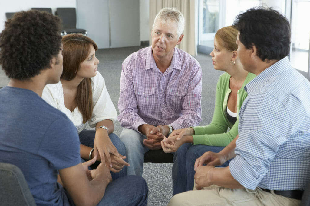 Group Therapy Addiction Recovery