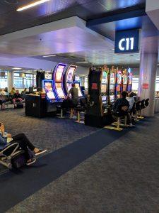 Las Vegas Airport Gate C11