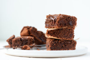 Edible brownies candy